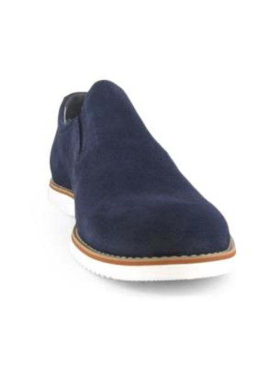 Pomar - KUOVI Miesten GORE-TEX loaferit - OCEAN SUEDE/ WHITE SOLE | Stockmann - photo 10