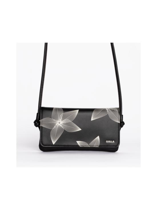 Golla - Slim Phone Bag - BLACK & WHITE | Stockmann - photo 1