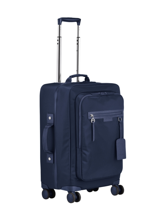 Longchamp - Le Pliage Neó - Cabin Suitcase - Vetolaukku - NAVY | Stockmann - photo 2