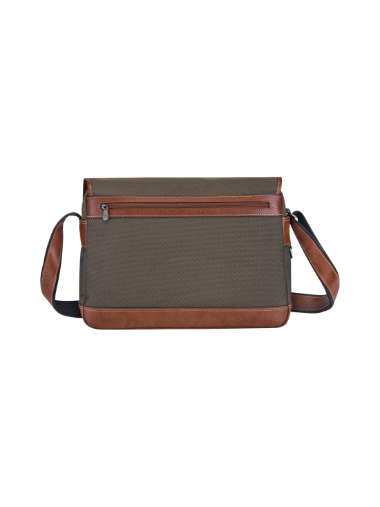 Longchamp - Boxford - Messenger Bag - Olkalaukku - BROWN | Stockmann - photo 3