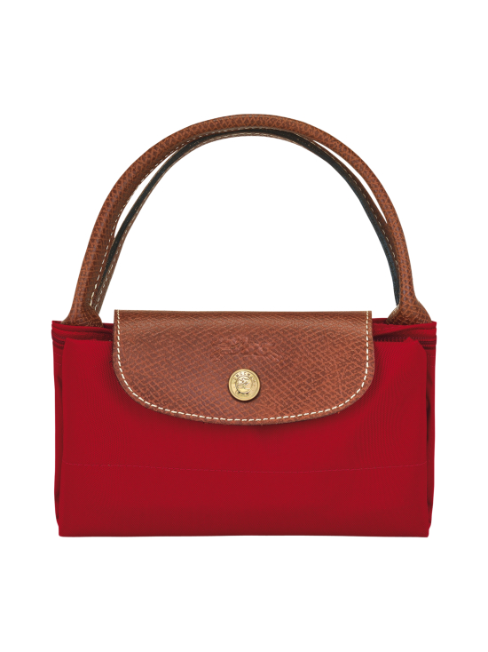 Longchamp - Le Pliage Top Handle S -Laukku - RED | Stockmann - photo 4
