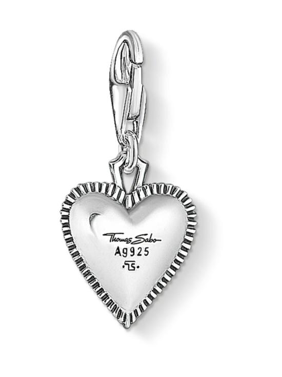 Thomas Sabo - Thomas Sabo pendant Vintage Heart -hela | Stockmann - photo 2