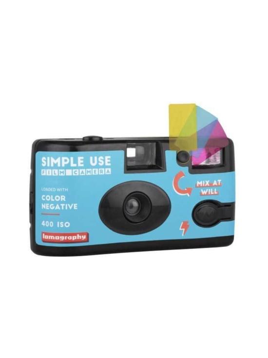 Lomography - Lomography Simple Use kertakäyttökamera 36-kuvan värifilmillä   Stockmann - photo 1