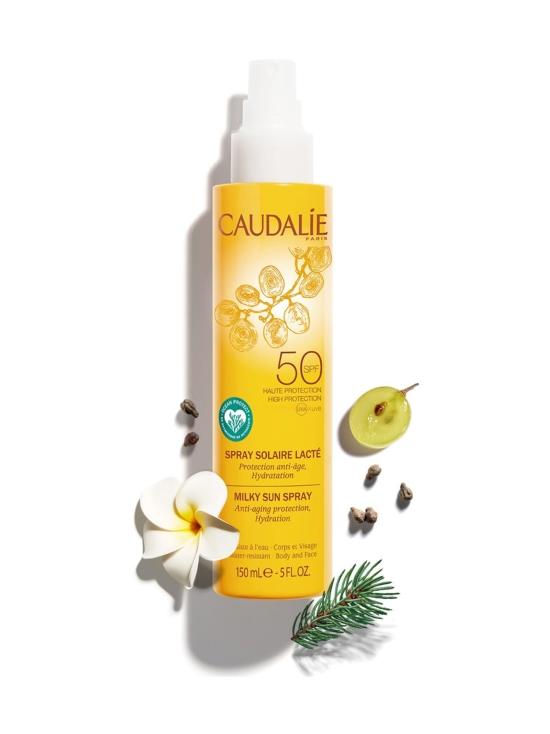 Caudalíe - Milky Sun Spray SPF50 -aurinkosuojasuihke 150ml | Stockmann - photo 1
