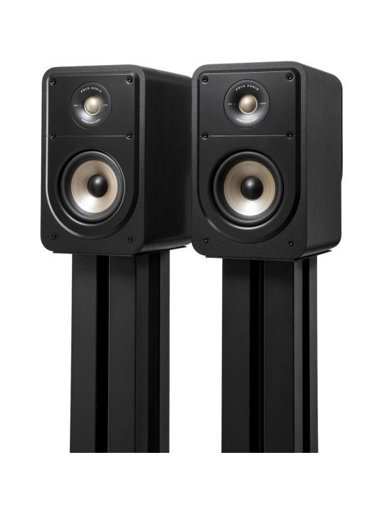 Polk Audio - Polk Audio Signature Elite S15 hyllykaiutinpari, musta | Stockmann - photo 1