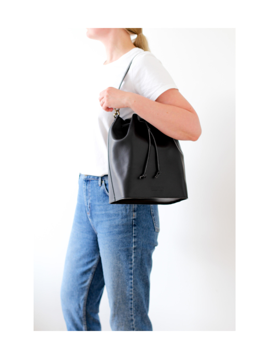 MOIMOI accessories - MARILIN bucket laukku musta - MUSTA | Stockmann - photo 5