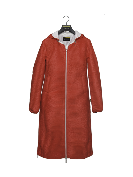 BELIEVE by tuula rossi - CLAUDIA Rich Red Baby Stripe Tikkitakki - RICH RED, KIRKAS PUNAINEN | Stockmann - photo 1