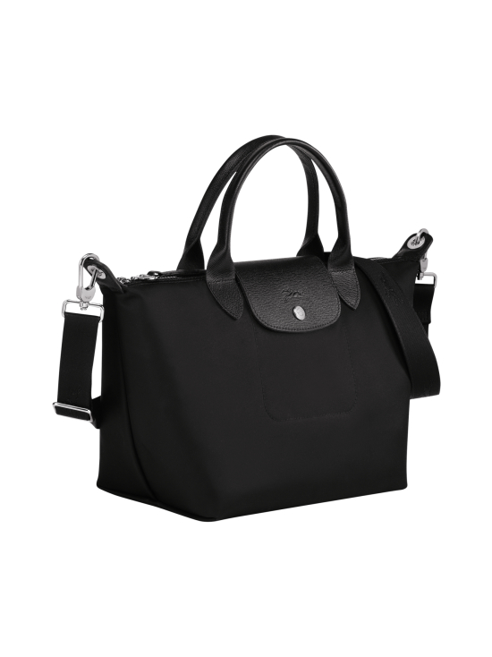 Longchamp - Le Pliage Néo Top handle bag S -Laukku - BLACK | Stockmann - photo 2