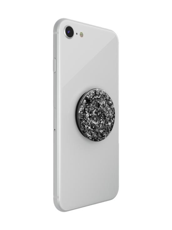 Popsockets - PopGrip Foil Confetti Silver -puhelimen pidike - FOIL CONFETTI SILVER | Stockmann - photo 4