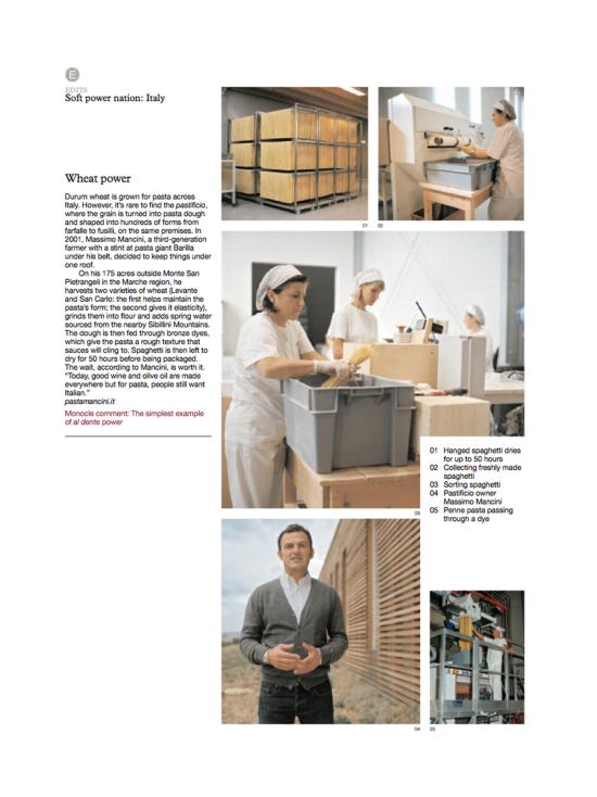 Pasta Mancini - Pasta Penne Mancini 1kg - null   Stockmann - photo 8