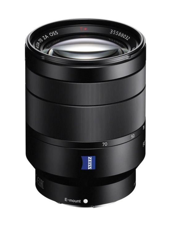 Sony - Sony Zeiss T* FE 24-70mm f/4 ZA OSS + 200e Cashback | Stockmann - photo 1