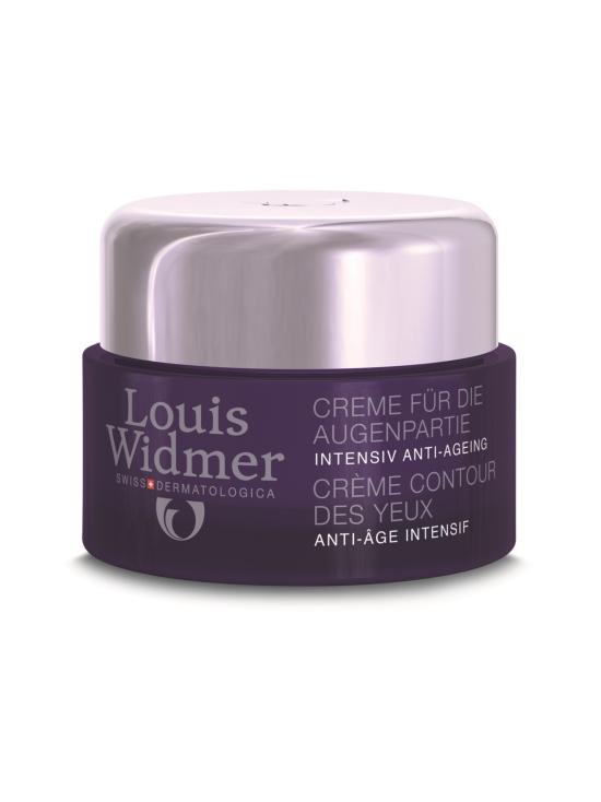 Louis Widmer - Louis Widmer Eye contour cream - silmänympärysvoide, hajusteeton 30 ml - null   Stockmann - photo 1