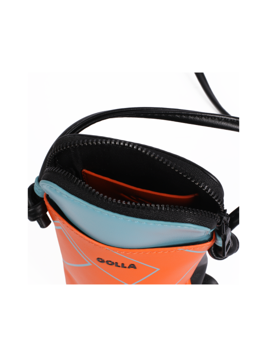 Golla - Mini Phone Bag - YELLOW, BLUE & WHITE   Stockmann - photo 3