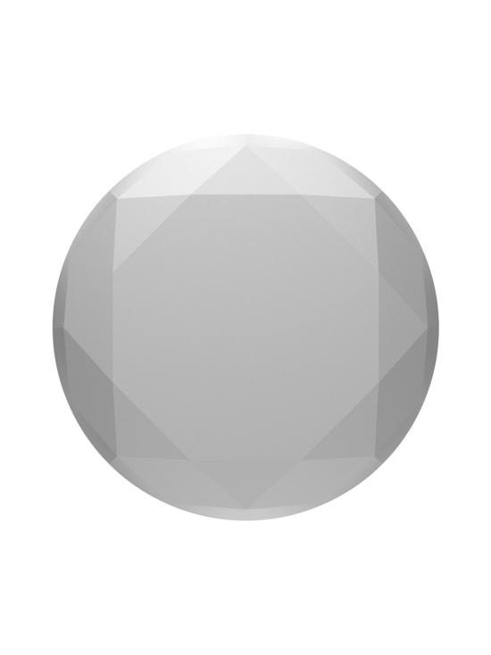 Popsockets - PopSockets Grip Metallic Diamond Silver -puhelimen pidike - METALLIC DIAMOND SILVER   Stockmann - photo 2