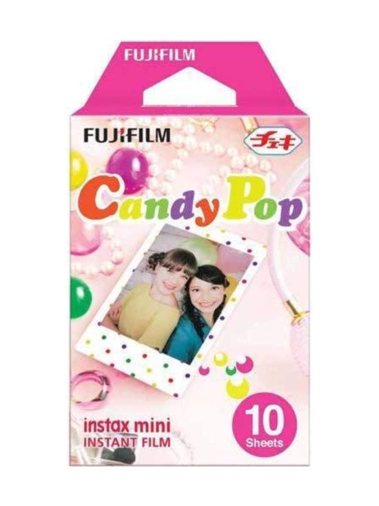 Fujifilm - Fujifilm Instax Film Mini Candy Pop (10 kuvaa) pikafilmi - null | Stockmann - photo 1