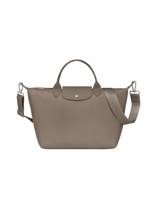Longchamp - Le Pliage Néo Top handle bag M -Laukku - TAUPE | Stockmann - photo 1