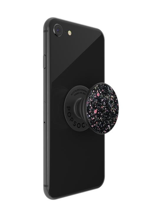 Popsockets - PopSockets Grip Sparkle Black -puhelimen pidike - SPARKLE BLACK   Stockmann - photo 3
