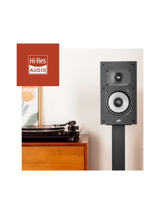 Polk Audio - Polk Audio MXT20 hyllykaiuttimet, musta | Stockmann - photo 10