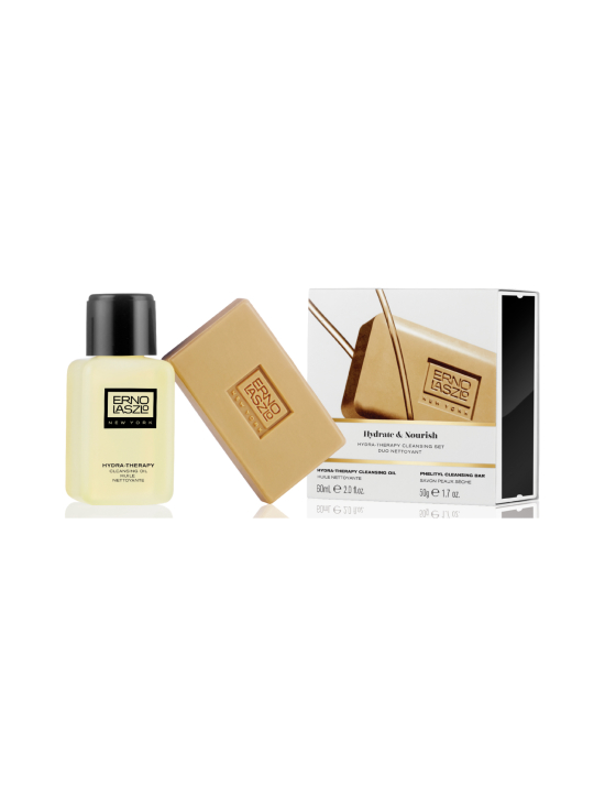 Erno Laszlo - Hydra-Therapy Cleansing Set -matkapakkaus, 2 tuotetta - null | Stockmann - photo 1