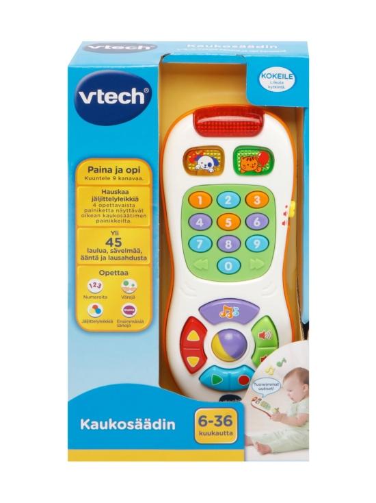 Vtech - Baby Kaukosäädin (suomenkielinen)   Stockmann - photo 1