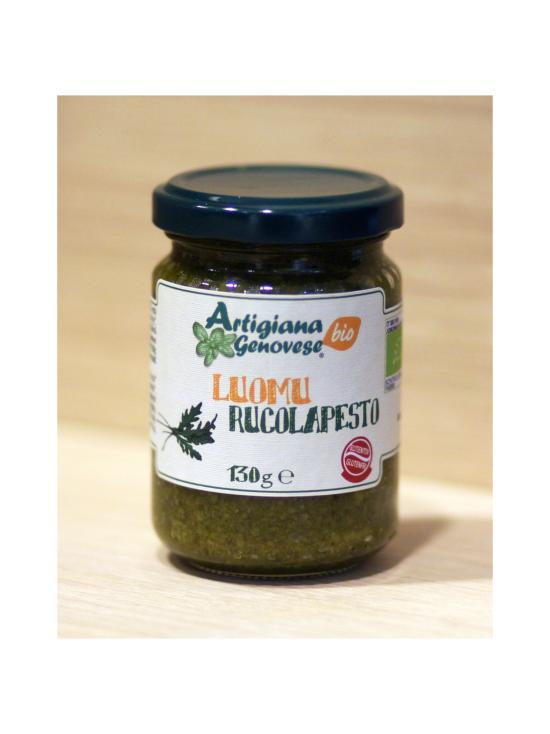 Artigiana Genovese - Vihreä Pesto Rucola 130g Luomu | Stockmann - photo 2