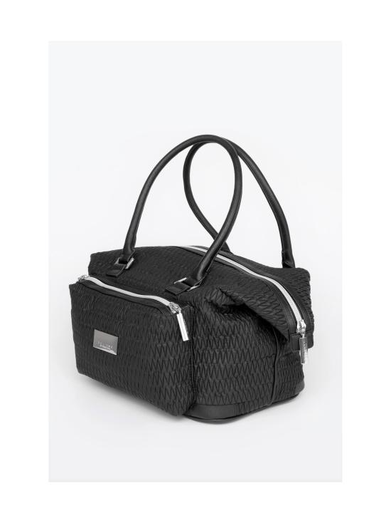 BELIEVE by tuula rossi - SMART BAG Black Stretch Tikkikangas Käsilaukku - BLACK, MUSTA | Stockmann - photo 3