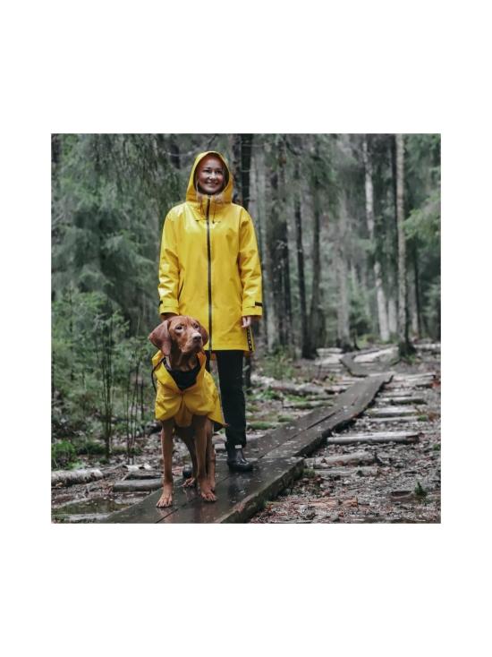 PAIKKA - Visibility Raincoat Lite Yellow for Dogs - 6   Stockmann - photo 9