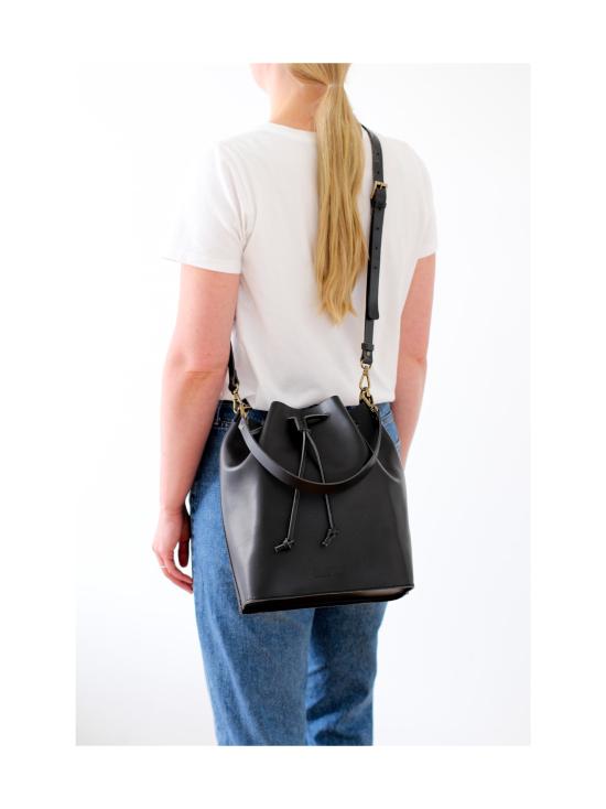 MOIMOI accessories - MARILIN bucket laukku musta - MUSTA | Stockmann - photo 6