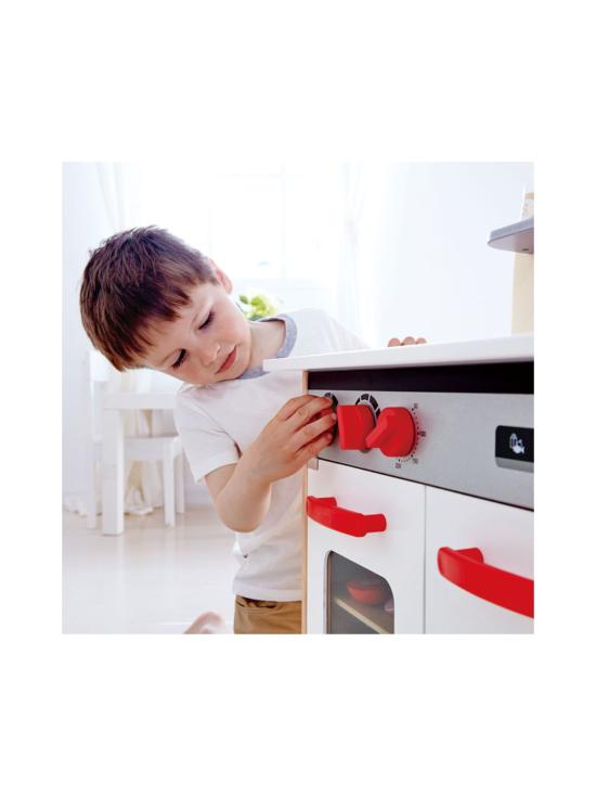 Hape - Puinen leikkikeittiö, Gourmet - VALKOINEN | Stockmann - photo 3