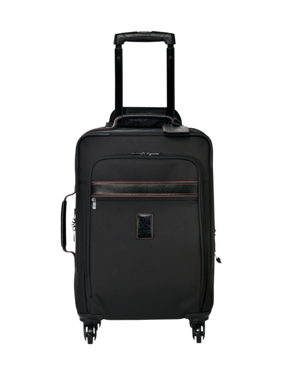 Longchamp - BOXFORD - CABIN SUITCASE - VETOLAUKKU (LAAJENNETTAVA) - BLACK | Stockmann - photo 1