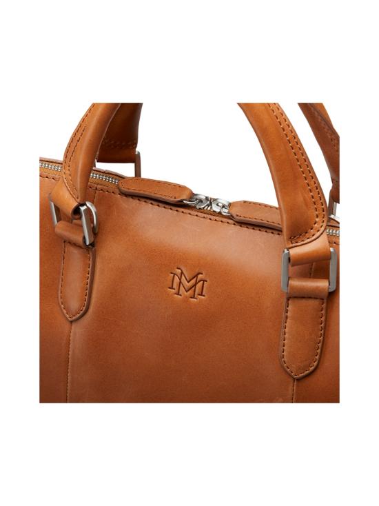 MMV Bags - Luton Briefcase -nahkasalkku - COGNAC (KONJAKINRUSKEA) | Stockmann - photo 4