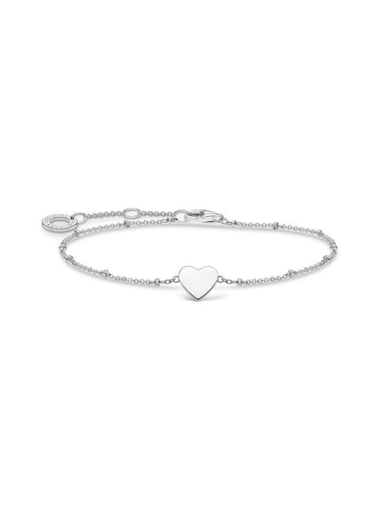 Thomas Sabo - Thomas Sabo Bracelet Heart with Dots -rannekoru   Stockmann - photo 1