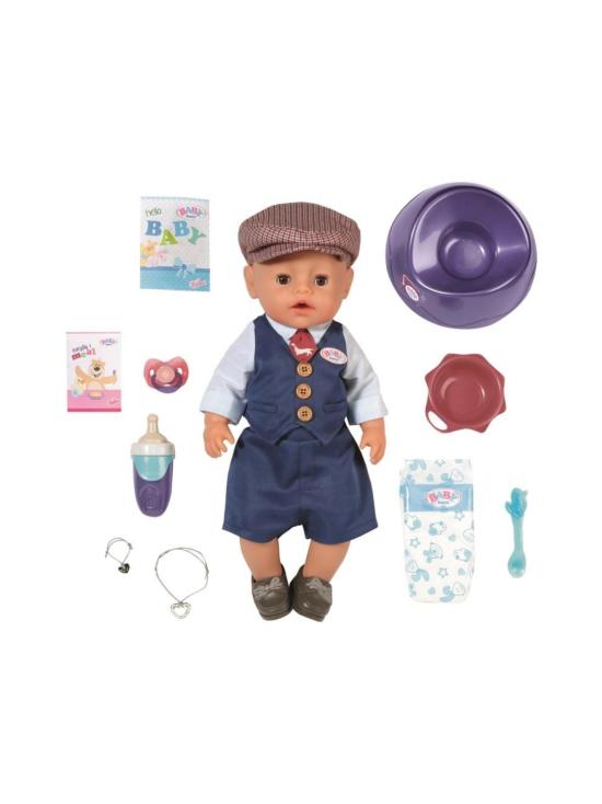 Baby Born - ZAPF BABY BORN pehmeä nukke