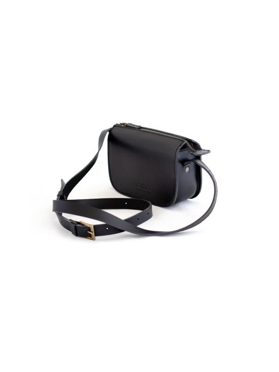 MOIMOI accessories - LAURA pieni laukku musta - MUSTA   Stockmann - photo 2