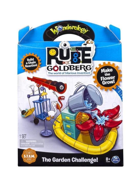 Rube Goldberg - PUUTARHAN PELISETTI - null | Stockmann - photo 1