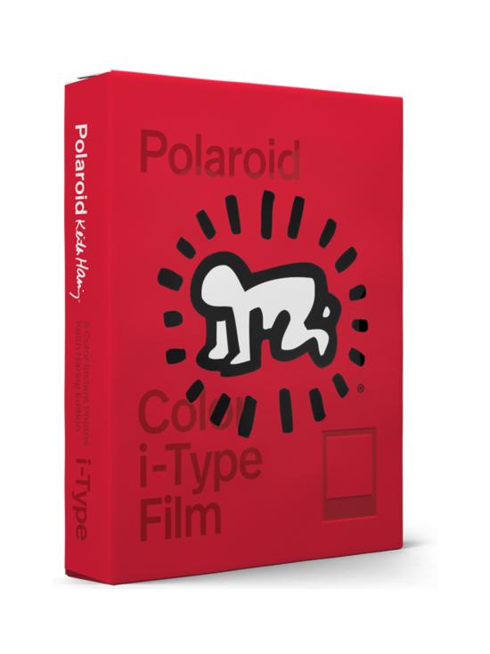 Polaroid Originals - Polaroid Originals I-TYPE Color pikafilmi - Keith Haring Edition   Stockmann - photo 1