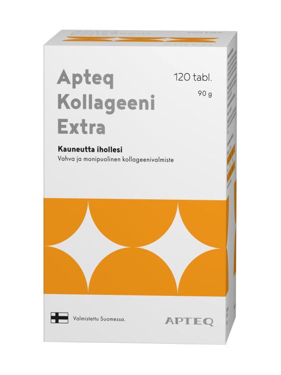 Apteq - Apteq Kollageeni Extra 120 tablettia | Stockmann - photo 1