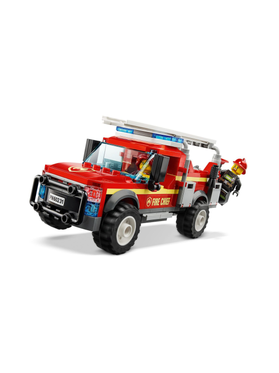 Lego City - LEGO CITY Palopäällikön auto 60231 - null | Stockmann - photo 5