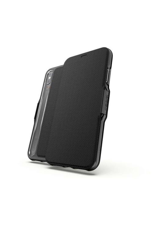 GEAR4 - Oxford iPhone Xs Max suojakuori, musta - MUSTA | Stockmann - photo 1