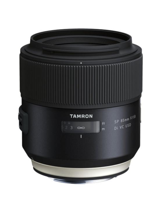 Tamron - Tamron SP 85mm f/1.8 Di VC USD (Canon) - null | Stockmann - photo 1