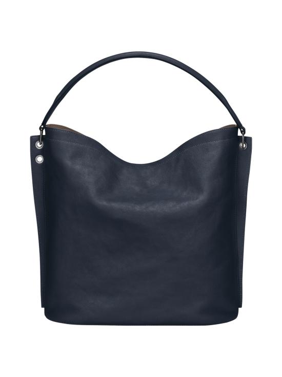 Longchamp - Longchamp 3D Hobo Bag - Nahkalaukku - MIDNIGHT BLUE | Stockmann - photo 3