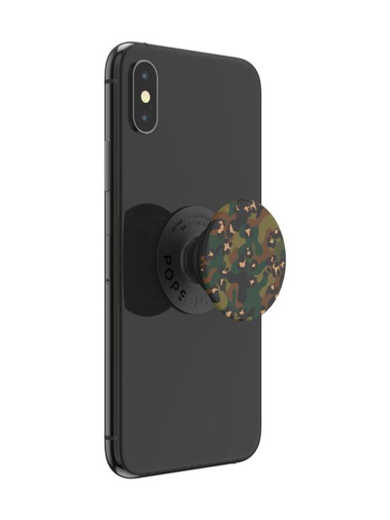 Popsockets - PopGrip Super Camo  -puhelimen pidike - SUPER CAMO | Stockmann - photo 5