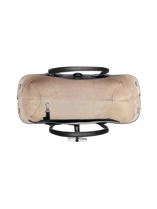 Longchamp - Roseau Shoulder Bag - Nahkalaukku - BLACK | Stockmann - photo 5