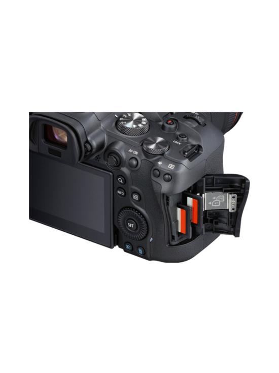 Canon - Canon EOS R6 -runko + 400e rahaa takaisin | Stockmann - photo 2