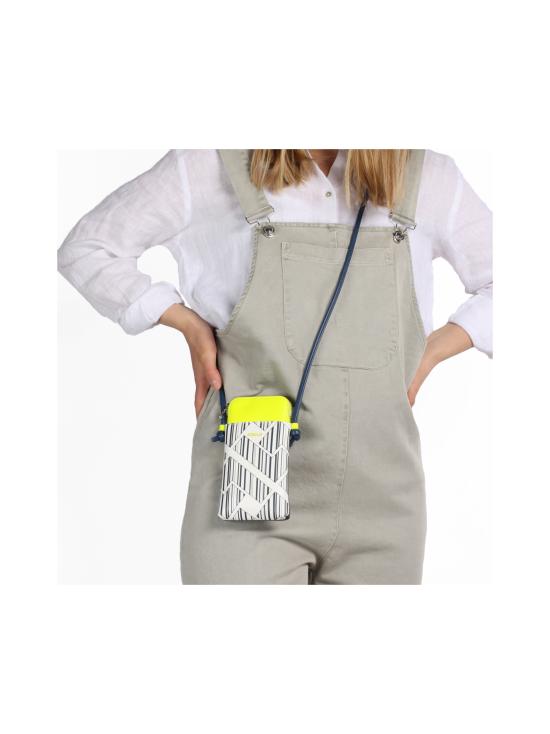Golla - Mini Phone Bag - YELLOW, BLUE & WHITE   Stockmann - photo 2
