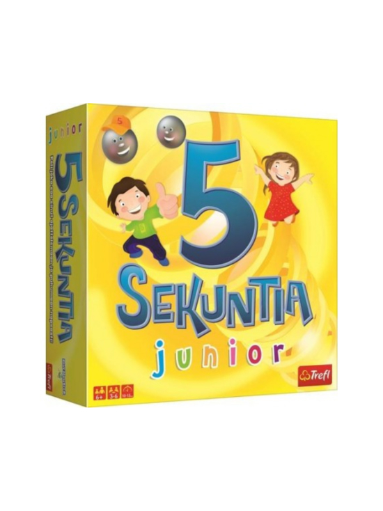 Trefl Games - TREFL 5 SEKUNTIA JUNIOR, SUOMI   Stockmann - photo 1