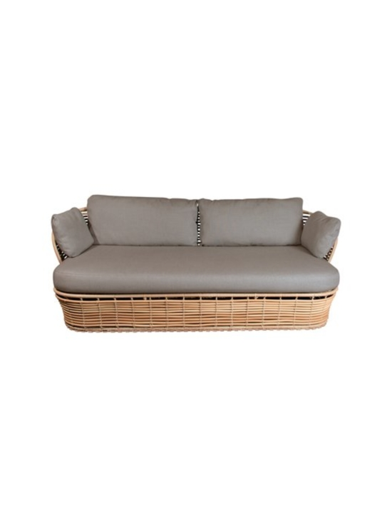 Cane-Line - Basket - kahden istuttava sohva - BEIGE   Stockmann - photo 1