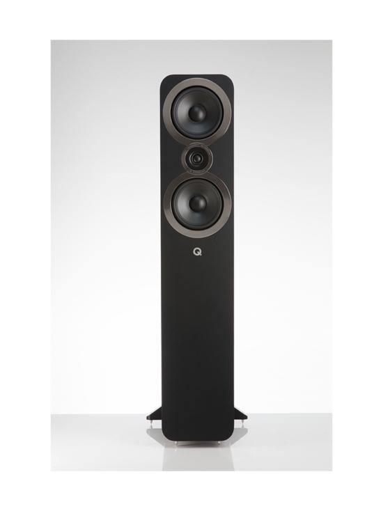 Q Acoustics - Q Acoustics Q3050i lattiakaiutin, musta   Stockmann - photo 7