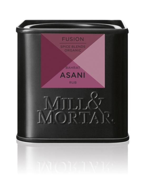 Mill & Mortar - Maustesekoitus Asani Baharat Luomu 45g   Stockmann - photo 1