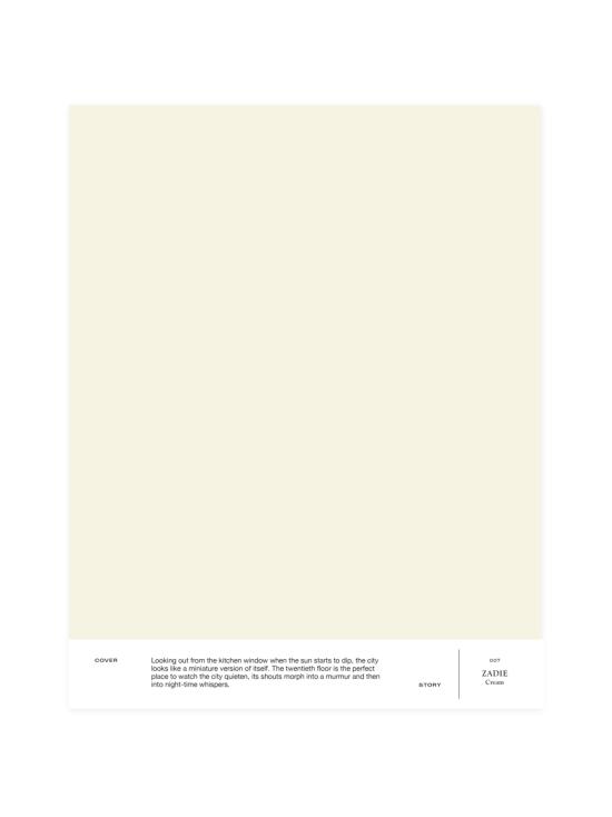 Cover Story - Sävymalli 007 ZADIE - cream | Stockmann - photo 1